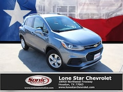 New 2019 Chevrolet Trax LT SUV KB743166 in Houston