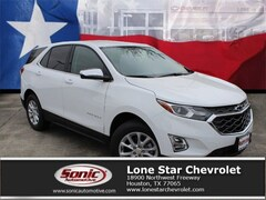 New 2019 Chevrolet Equinox LT w/1LT SUV KS600943 in Houston
