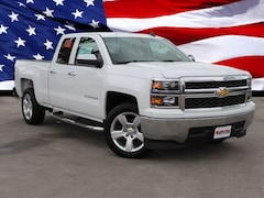 Used 2015 Chevrolet Silverado 1500 LS 2WD Double Cab 143.5 Truck Double Cab in Houston