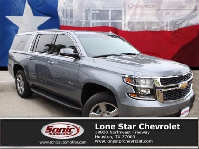 New 2019 Chevrolet Suburban LT SUV KR255397 in Houston
