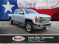 New 2019 Chevrolet Silverado 2500HD LT Truck Crew Cab KF118366 in Houston