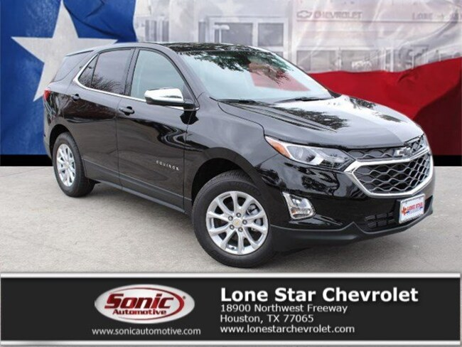 New 2019 Chevrolet Equinox LT w/1LT SUV K6203693 in Houston