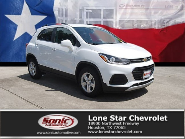 New 2019 Chevrolet Trax Lt For Sale In Houston Tx Stock Kl126532