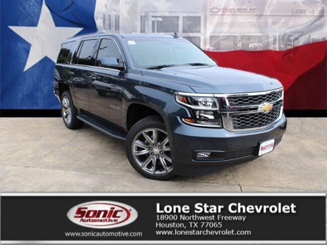 New 2019 Chevrolet Tahoe LT SUV KR186884 in Houston