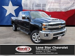 New 2019 Chevrolet Silverado 2500HD LTZ Truck Crew Cab KF113757 in Houston