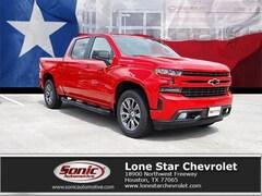 New 2019 Chevrolet Silverado 1500 RST Truck Crew Cab KZ114324 in Houston