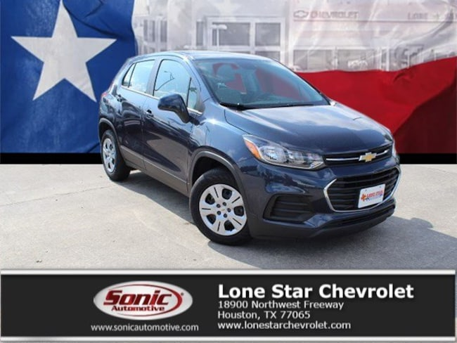 New 2019 Chevrolet Trax LS SUV KL142424 in Houston