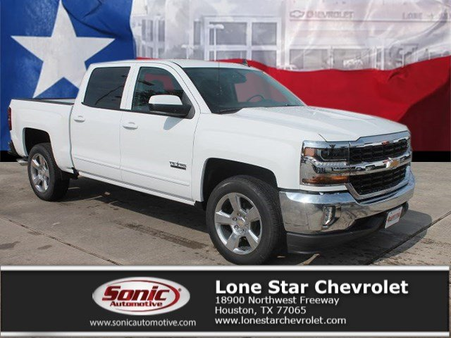 2018 Chevrolet Silverado 1500 LT w/1LT (DEMO) Truck Crew Cab NJG178135