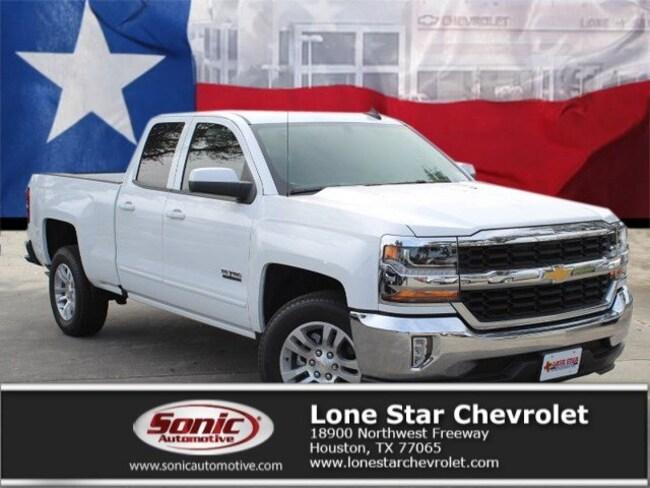 New 2019 Chevrolet Silverado 1500 LD LT w/1LT Truck Double Cab K1144901 in Houston