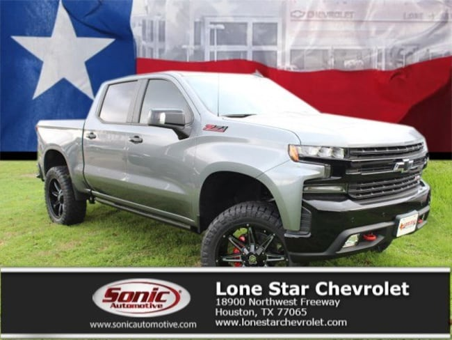 New 2019 Chevrolet Silverado 1500 Lt Trail Boss Lifted For Sale In