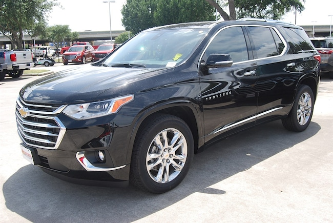 New 2019 Chevrolet Traverse High Country For Sale in Houston TX | Stock: KJ125891