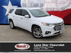 New 2019 Chevrolet Traverse High Country SUV KJ241022 in Houston
