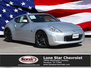 Used 2016 Nissan 370Z Touring 2dr Cpe Auto Coupe for sale in Houston