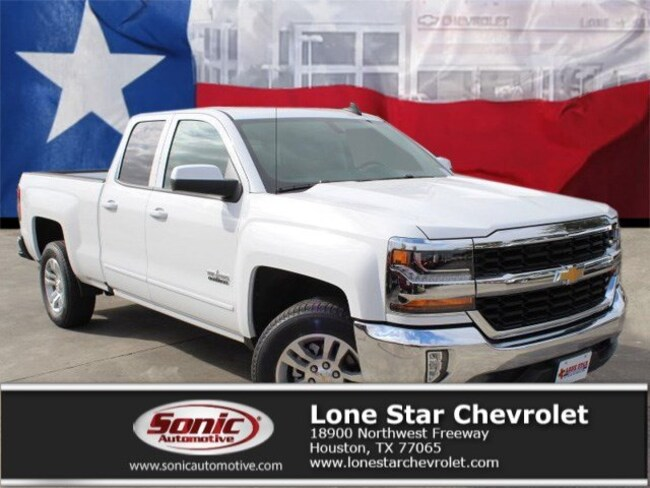 New 2019 Chevrolet Silverado 1500 LD LT w/1LT Truck Double Cab K1158108 in Houston