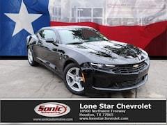 New 2019 Chevrolet Camaro 1LT Coupe K0113212 in Houston