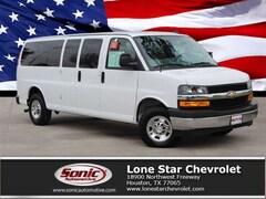 2018 Chevrolet Express 3500 LT RWD 3500 155 Van Extended Passenger Van