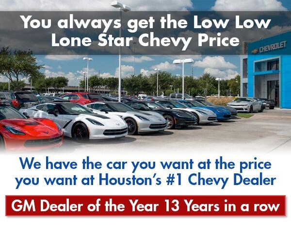 Chevy Dealership Houston >> Reasons To Buy At Lone Star Chevrolet