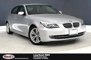 2009 BMW 528i Sedan