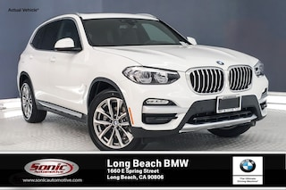 New 2019 BMW X3 sDrive30i SAV in Long Beach
