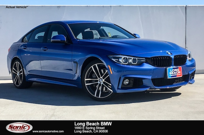 New 2019 BMW 440i 440i Gran Coupe in Long Beach