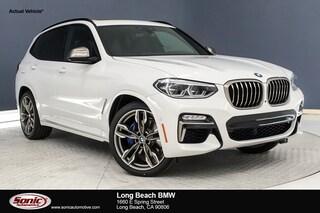 New 2019 BMW X3 M40i SAV in Long Beach