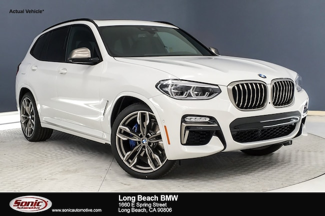New 2019 BMW X3 M40i SAV in Long Beach