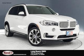 New 2015 BMW X5 sDrive35i SUV in Long Beach