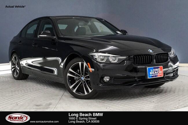 New 2018 BMW 328d Sedan in Long Beach