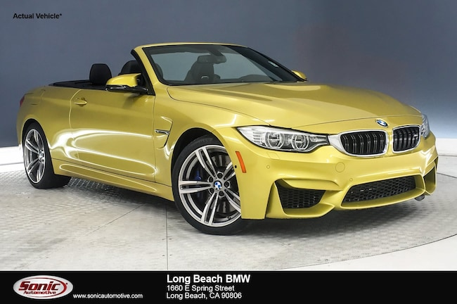Used 2016 BMW M4 in Long Beach