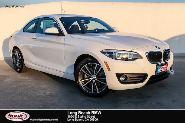 New 2019 BMW 230i 230i Coupe in Long Beach