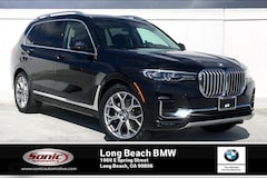 New 2019 BMW X7 xDrive40i SUV for sale in Long Beach