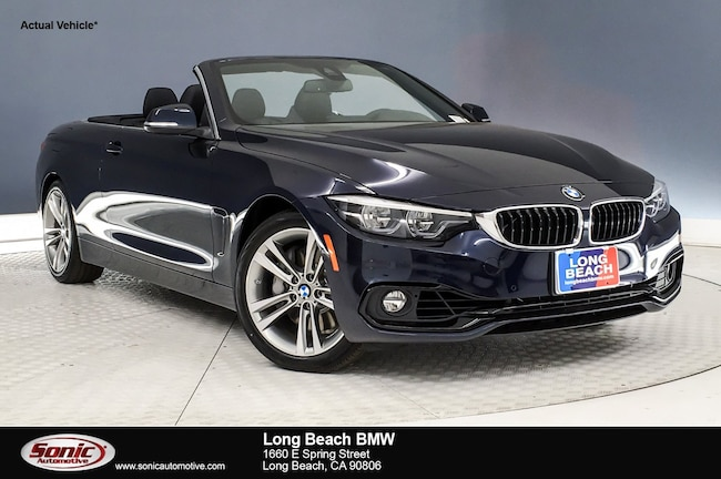 New 2019 BMW 440i 440i Convertible in Long Beach