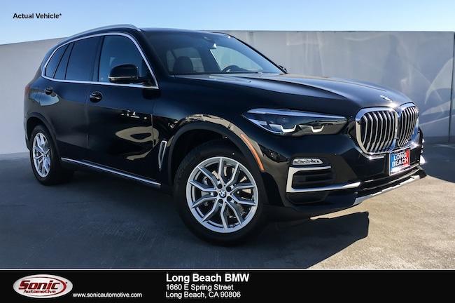 New 2019 BMW X5 xDrive40i SAV in Long Beach