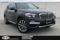 New 2019 BMW X3 xDrive30i SAV for sale in Long Beach