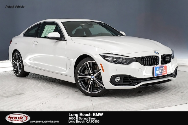 New 2019 BMW 440i 440i Coupe in Long Beach