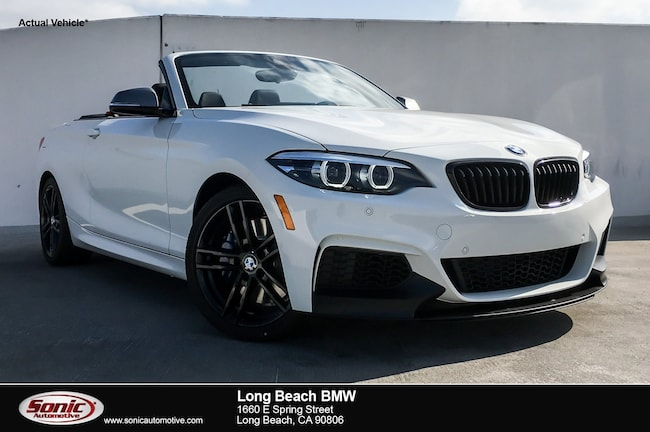 New 2019 BMW M240i M240i Convertible in Long Beach