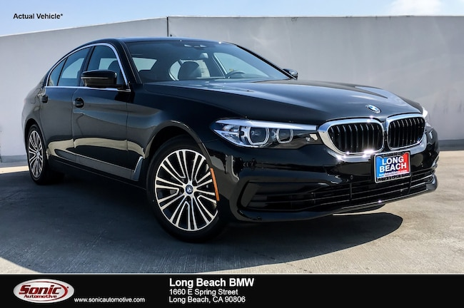 New 2019 BMW 530e iPerformance Sedan in Long Beach