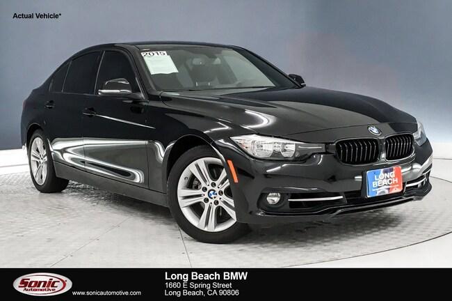 Used 2016 BMW 328i w/SULEV in Long Beach