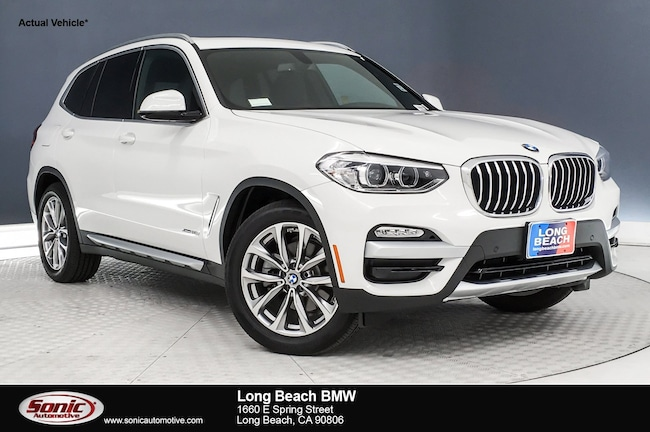 Used 2018 BMW X3 xDrive30i in Long Beach
