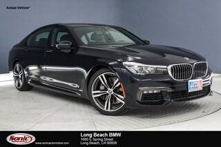 New 2019 BMW 740i Sedan in Long Beach