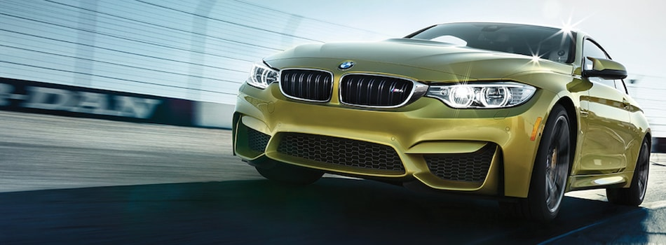 New Bmw M4 At Bmw Of Monrovia