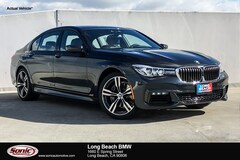 New 2019 BMW 740i Sedan for sale in Long Beach