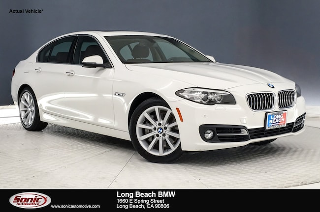 Used 2015 BMW 535d in Long Beach