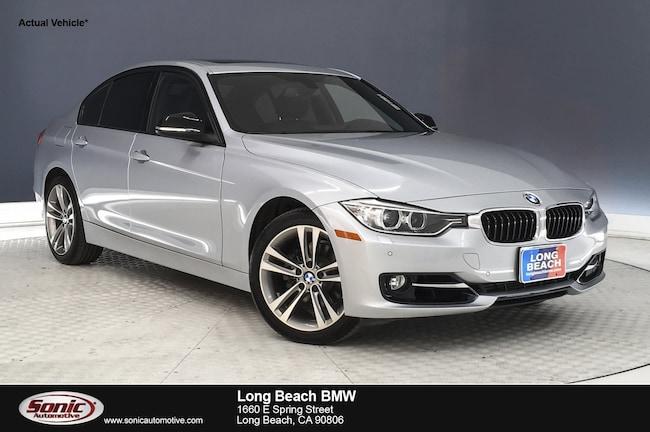 Certified 2015 BMW 328i xDrive in Long Beach