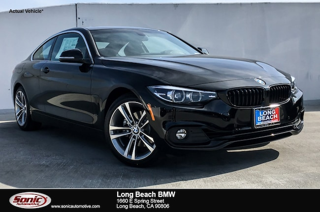 New 2019 BMW 430i 430i Coupe in Long Beach
