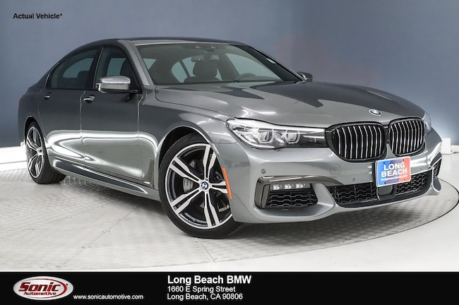 Used 2019 BMW 740i in Long Beach