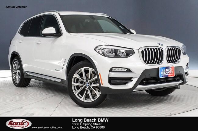 Used 2018 BMW X3 xDrive30i in Long Beach