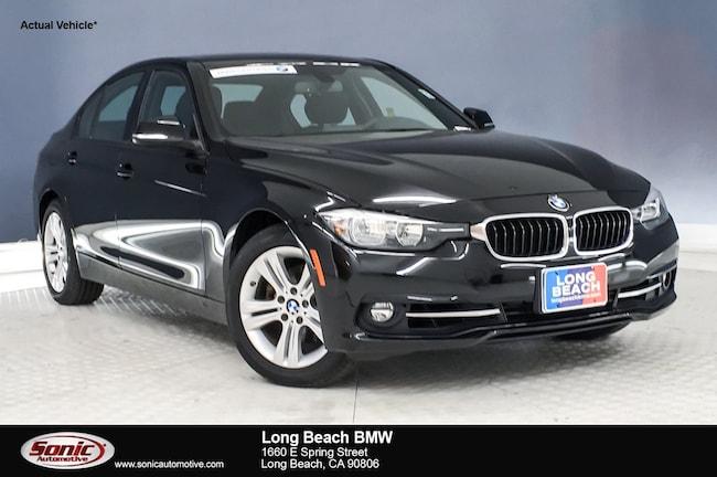 Certified 2016 BMW 328i w/SULEV in Long Beach