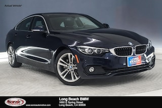 New 2019 BMW 430i Gran Coupe in Long Beach