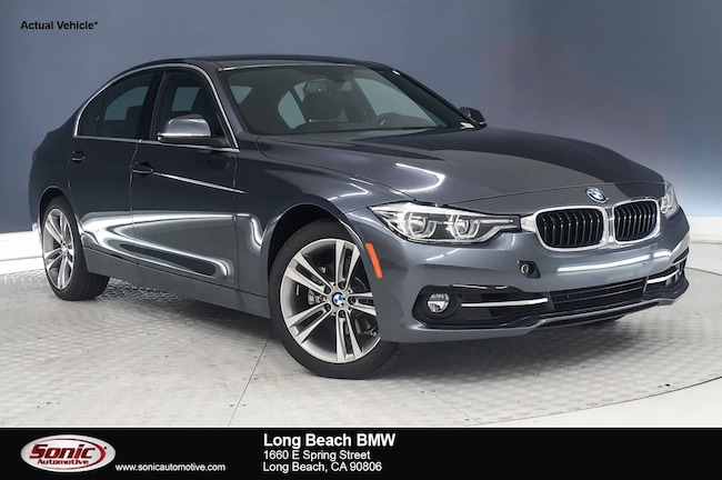 New 2018 BMW 330i xDrive Sedan in Long Beach
